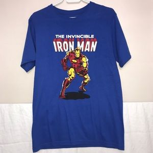 🧩Marvel The Invincible Iron Man Graphic Tee